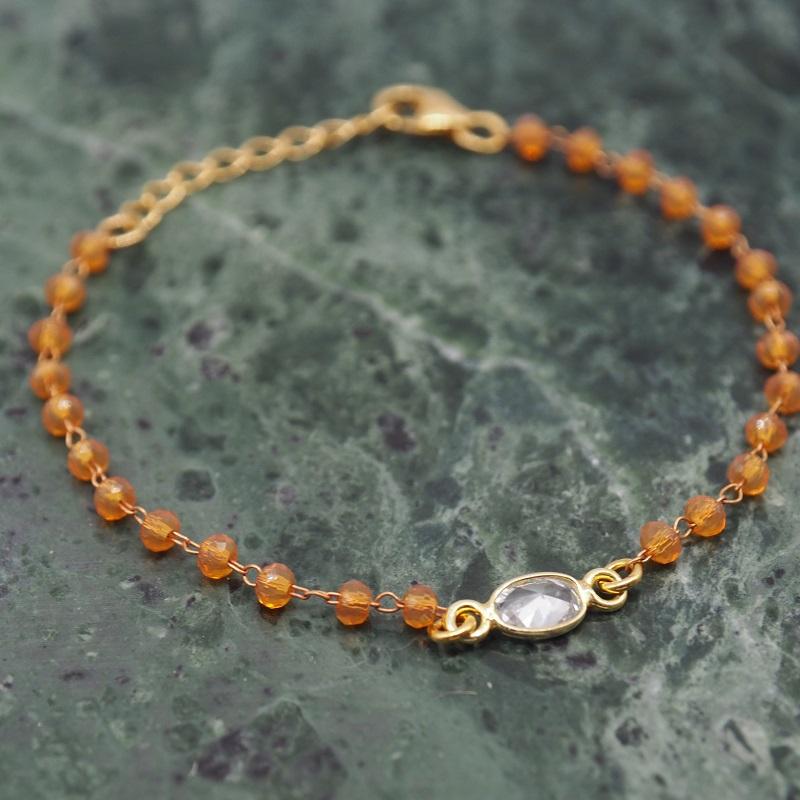 bracelet-cristina-orange