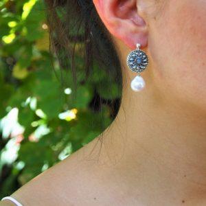 Boucles d'oreilles Théodora